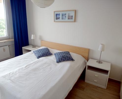 Ferienwohnung Grömitz - Schlafzimmer