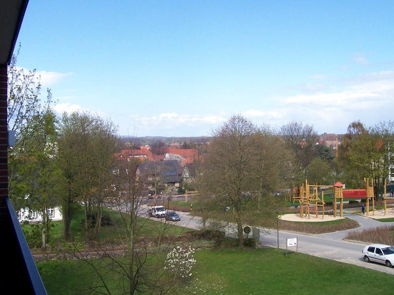 Blick auf Familienpark Bad Essen