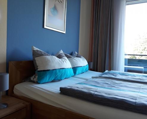 Apartment Bad Essen - Schlafzimmer
