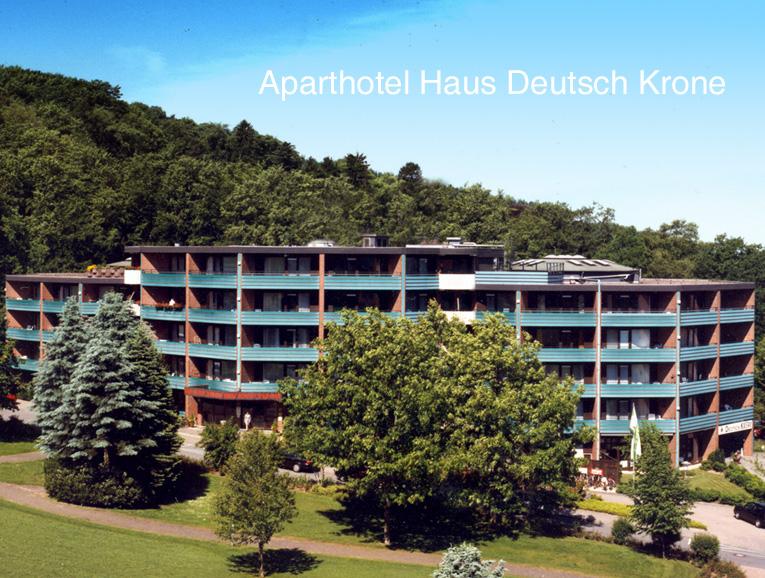 Aparthotel Haus Deutsch Krone